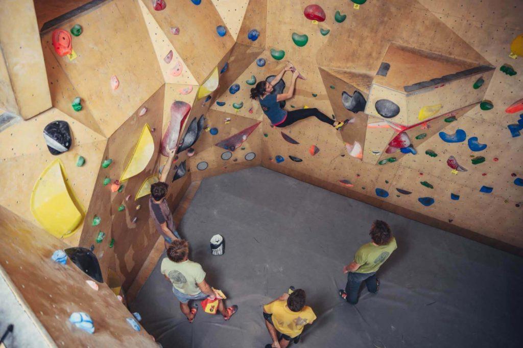 Climbing in Stuttgart
